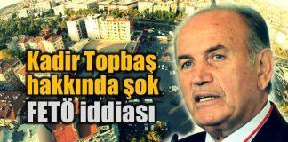 Kadir Topbaş'ın FETÖ'den tutuklu damadıyla ortak olan Metal Yapı Konut'a 337 milyon lira kazandırdığı iddia edildi.