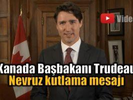 Kanada Başbakanı Justin Trudeau'dan Nevruz kutlaması