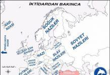 LDP'nin hazırladığı Nazizim haritası Avrupa'nın gündeminde