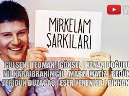 Mirkelam Şarkıları albümü ile ünlüler geçidi