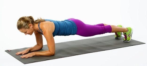 plank duruşu nedir nasıl yapılır faydaları