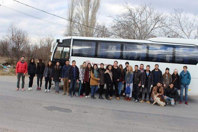 Süleyman Demirel Üniversitesi Hayvanları Koruma Topluluğu