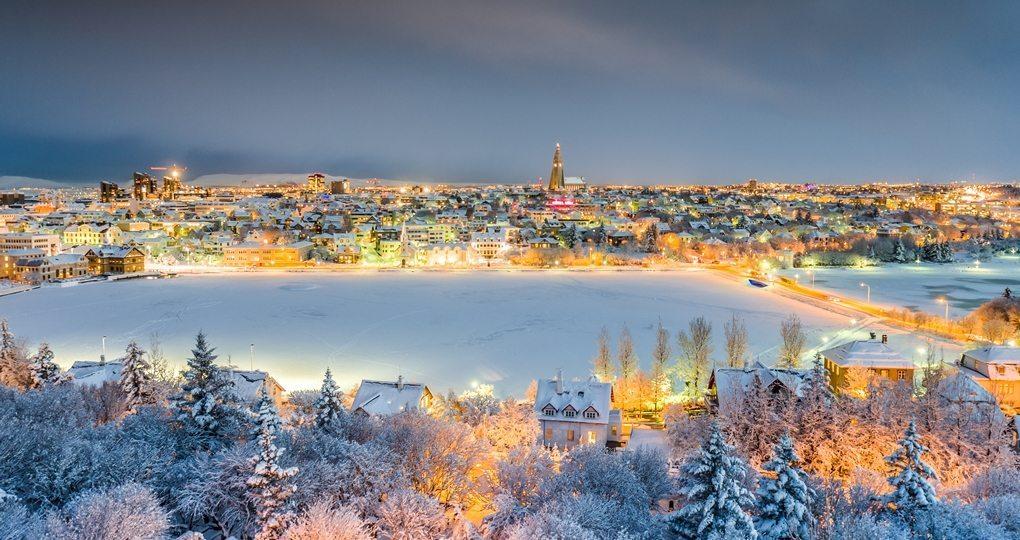 Burçlara göre şehirler: Yay burcu - Reykjavik, İzlanda
