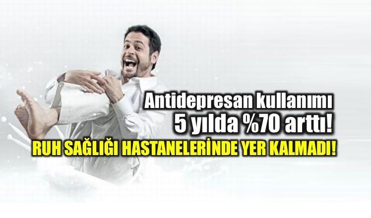 Türkiye'nin ruh sağlığı hızlıca bozuluyor