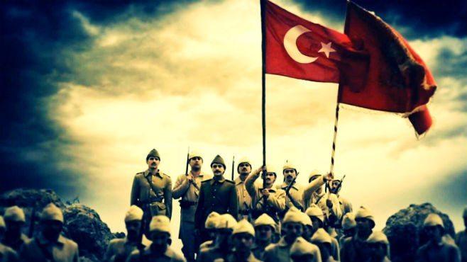 Şehitler ölmez, Çanakkale geçilmez! 18 mart çanakkale zaferi