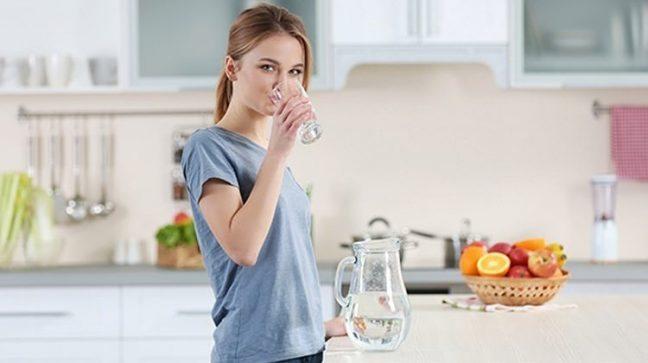 su içme