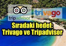 Sırada Trivago ve Tripadvisor var! booking