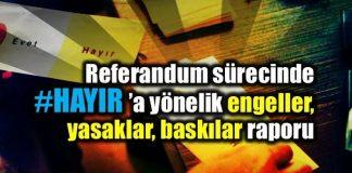 Türk tipi referandum: Adaletsiz propaganda raporu