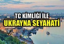 Ukrayna ile Türkiye arasında imzalar atıldı! Artık pasaport olmadan, yalnızca TC kimlik kartını kullanarak Ukrayna'ya seyahat mümkün.