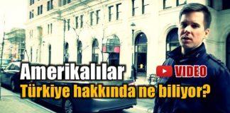 Video: Amerikalılar Türkiye hakkında ne biliyor?