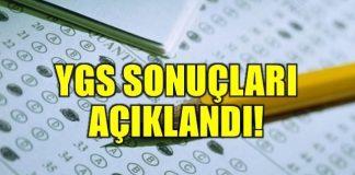YGS sonuçları açıklandı! Sınav sonucunu nasıl öğrenilir?