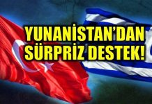Yunanistan'dan Türkiye'ye sürpriz destek geldi