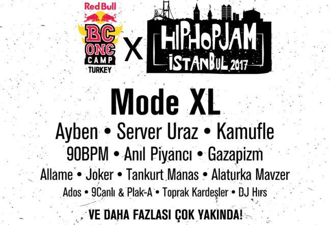Türkiye'nin en büyük Hip Hop buluşması Volkswagen Arena'da