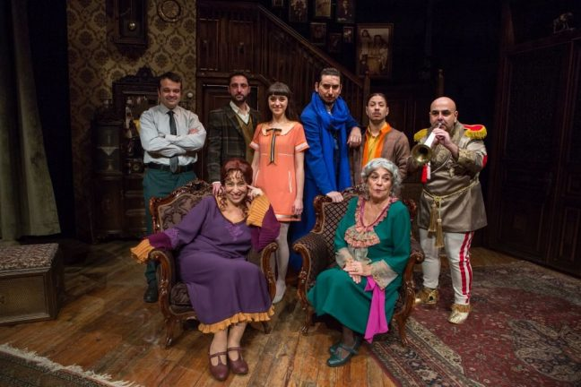 Devlet Tiyatroları: Yerli oyunları tiyatroseverlerle buluşturuyor!