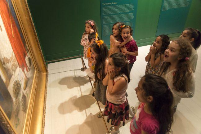23 Nisan coşkusu Pera Müzesi'ne taşınıyor!