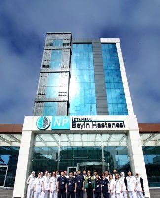 Avrupa'nın 2. Beyin Hastanesi Türkiye'de açıldı