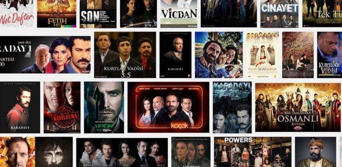 Televizyon dizilerinin milliyetçilik yarışı