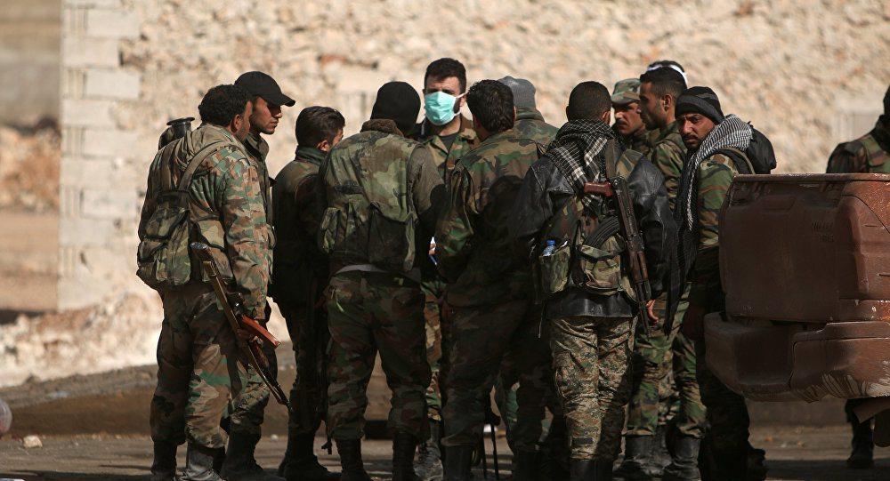 Suriye Genelkurmay Başkanı, uluslararası koalisyon güçlerinin çarşamba günü, Deyr ez Zor kentindeki bir kimyasal silah deposuna saldırı düzenlediğini açıkladı.