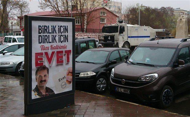 AK Parti referandum reklamı: OHAL'in kalkmasına da gelmesine de Evet