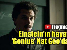 Deha: Albert Einstein'ın hayatı National Geographic'te natgeo fragman izle video deha