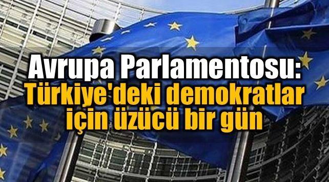 AP: Türkiye'deki bütün demokratlar için üzücü bir gün