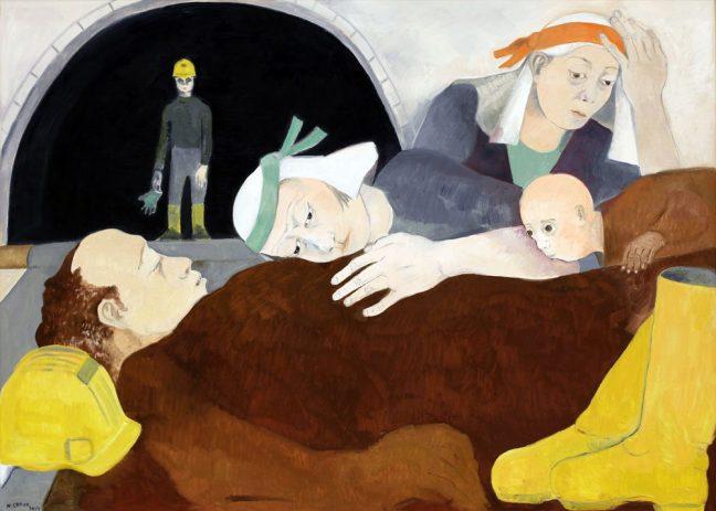 Aydın Doğan Ödülü'ne ressam Neş'e Erdok layık görüldü!