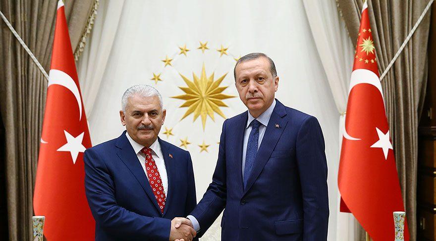 """Başbakan Binali Yıldırım, 19 Nisan'da """"Olağanüstü kongre söz konusu değil"""" demişti"""