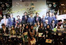 Bilim ve Fikir Festivali: Gençler icat çıkarmak için yarıştı!