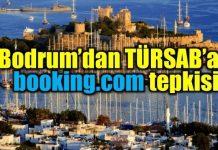 Bodrum'daki turizmciler: TÜRSAB birkaç acentaya gelir sağlamak derdinde