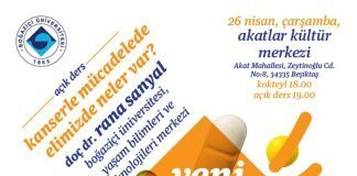 """Boğaziçi Üniversitesi'nin """"Açık Ders""""leri devam ediyor!"""