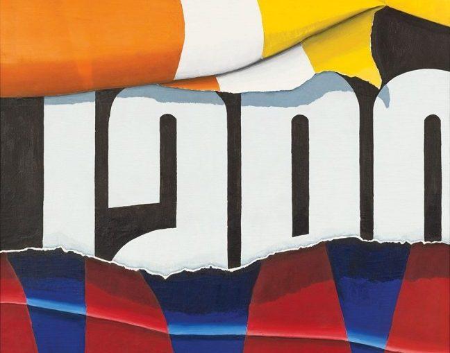 Burhan Doğançay'ın'From Walls No 5' isimli eseri 750 Bin TL'ye satıldı