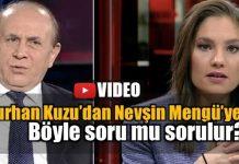 burhan kuzu nevşin mengü başkanlık referandum soru gerginliği video