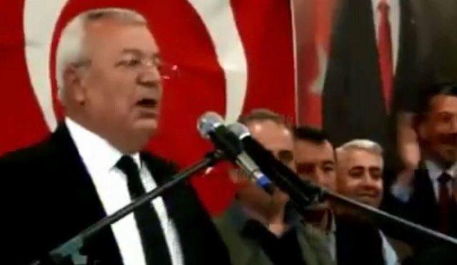 AK Parti'nin Düziçi Belediye Başkanı Ökkeş Namlı
