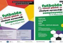 Futbolda cinsel şiddet ve cinsiyet ayrımcılığı sempozyumu