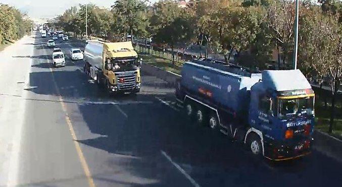 hafriyat kamyonu trafik kazaları