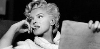 Facebook'ta Marilyn Monroe'ya kur yapan adam