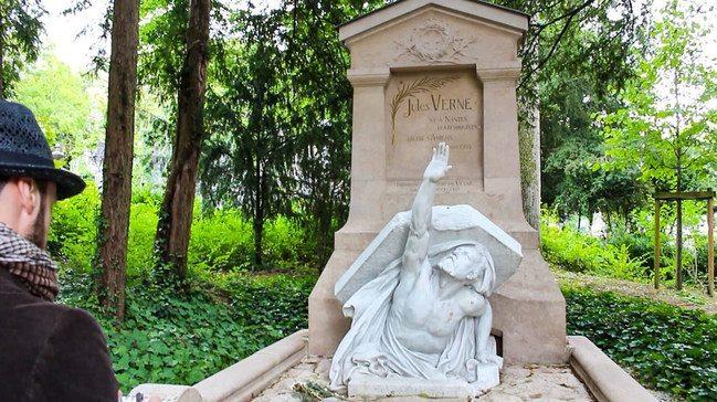 jules verne mezarı