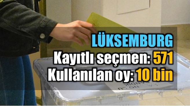 lüksemburg almanya oy patlaması rekor referandum
