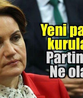 Meral Akşener yeni parti mi kuruyor? Adı ne olacak?