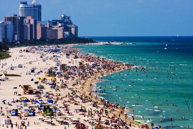 Miami sahili