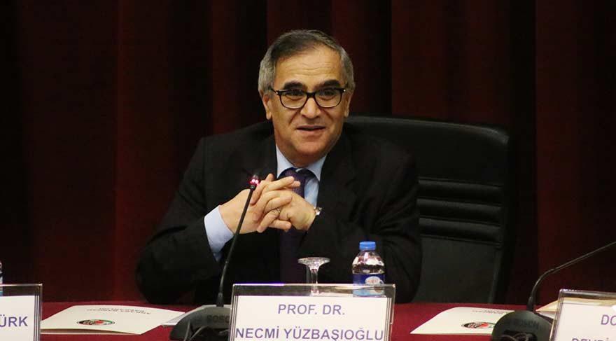 Prof. Necmi Yüzbaşıoğlu: Anayasalar toplum sözleşmesidir