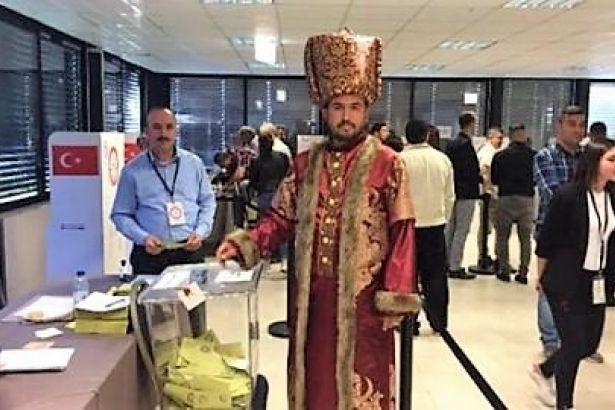 referandum fransa osmanlı kıyafeti oy kullandılar