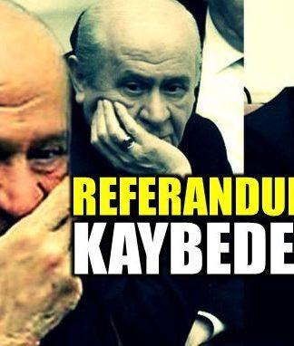 Referandum 2017: Kaybedenler kimler oldu?