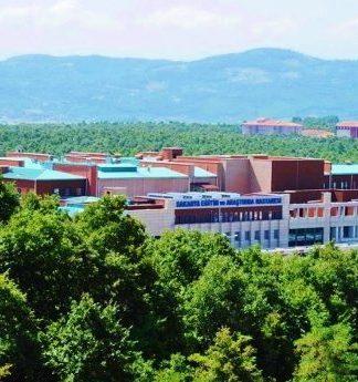 sakarya üniversitesi kampüsü