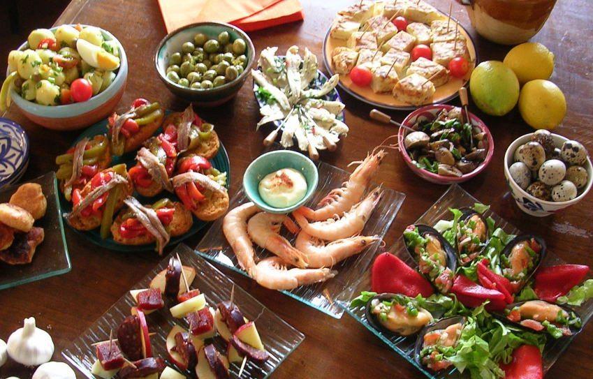 tapas nedir yemek lezzet gurme meze ispanya