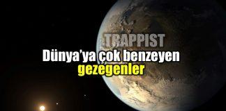 Trappist-1 yıldızı: Dünya'ya benzeyen 7 gezegen