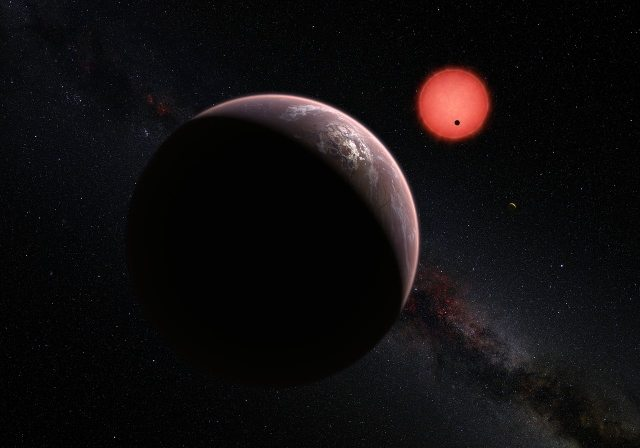 trappist-1 atmosfer