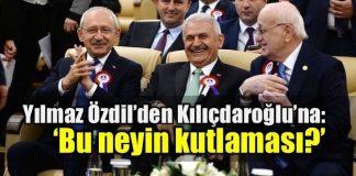 Yılmaz Özdil'den Kılıçdaroğlu'na: CHP seçmenini gerizekalı yerine koyma!
