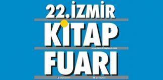 22. İzmir Kitap Fuarı açılıyor!