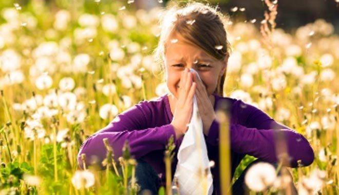 mevsim değişimi alerji